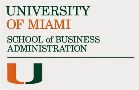 Of Miami Executive Mba Program by Escuela De Administraci 243 N De Empresas De La Universidad De