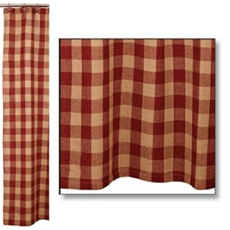 red and white plaid curtains red plaid curtains for sale classifieds