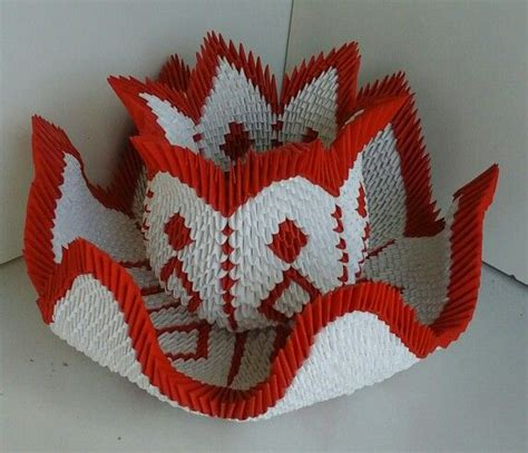 3d Origami Figures - 420 best images about 3d origami on