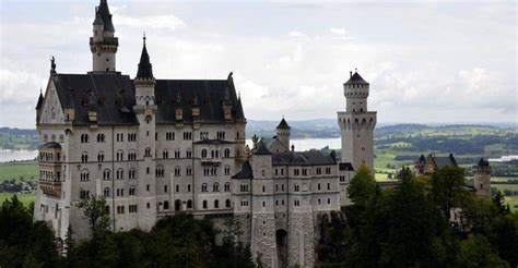 most beautiful castles the most beautiful castles in europe