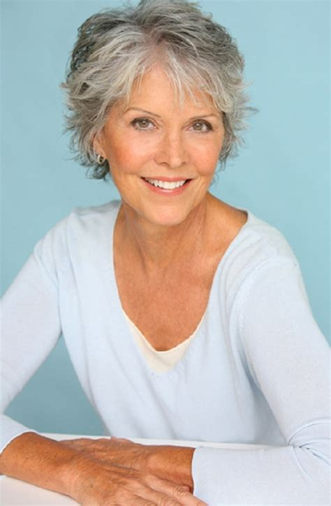 hair for 50 that is looking more trendy gray hair styles for women over 50 wehotflash