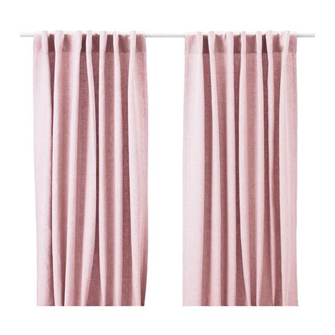 ikea pink curtains home furnishings kitchens beds sofas ikea