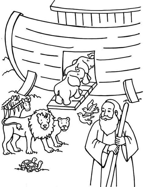 children s coloring pages noah s ark 235 best images about noah s ark on coloring