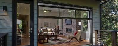 Industrial style glass garage doors deluxe door systems