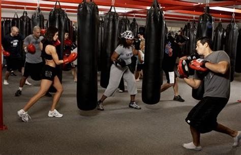 Boxing Classes Fitness Model Motivation Model Workout Before