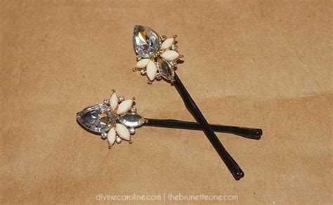 Decorative Bobby Pins by Make It Yourself Decorative Bobby Pins And Barrettes