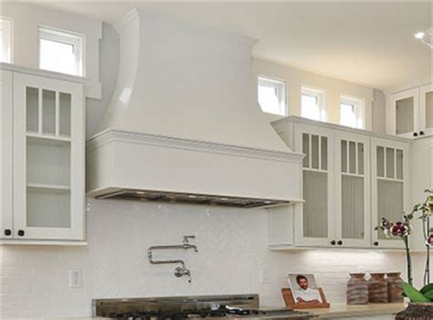 Shaker Style Kitchen Cabinet by Wood Range Hoods For Custom Kitchen Cabinet Designs