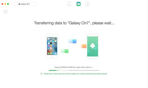 transfer data from iphone to android how to transfer files from iphone to android quickly easily