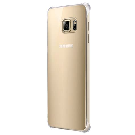 Samsung S6 Gold samsung glossy cover for samsung galaxy s6 edge gold