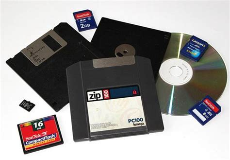 Storage Medium the archivist detective digital forensics for archivists