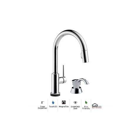 delta touch kitchen faucet troubleshooting delta touch kitchen faucet light delta 980t dst pilar