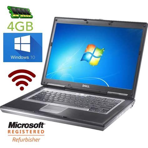 Baru Laptop Dell Latitude D630 dell latitude d620 d630 laptop 120gb 4gb dual wifi windows 7 ebay