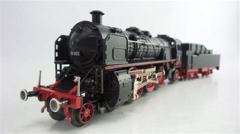Trix Edition V2 By 58 trix express h0 32207 special edition steam locomotive series br 18 of the db in a