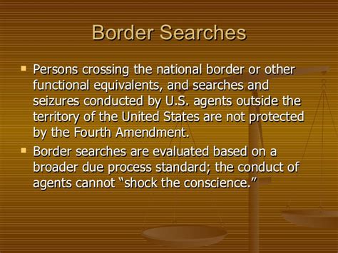 Which Amendment Protects From Unreasonable Search And Seizure Ch 15 Search And Seizure