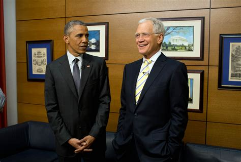 david letterman house thanksdave our 3 favorite moments between president obama and david letterman