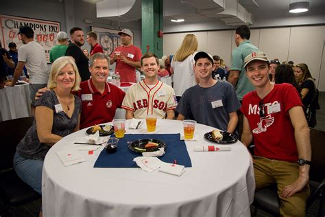 Isenberg Mba Schedule by Isenberg Day At Fenway July 2017 Isenberg