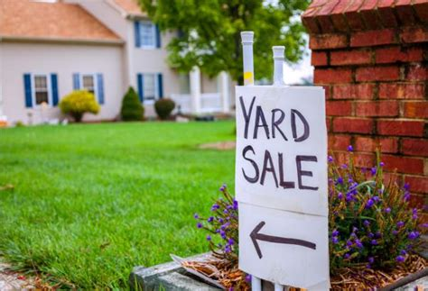 How To Host A Successful Garage Sale by How To Host A Successful Yard Sale Exit Ottawa Valley Realty