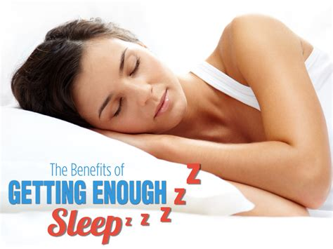 Of Getting by Benefits Of Getting Enough Sleep Air Conditioning