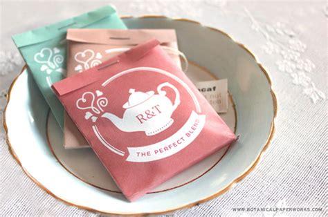 wedding favor tea bags 12 of our favourite free wedding printables botanical paperworks