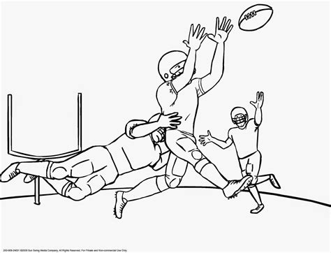 Ncaa Football Coloring Pages Coloring Pages Ncaa Football Coloring Pages