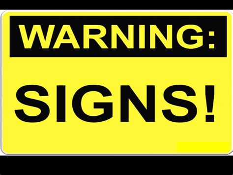 signs free warning signs cliparts co