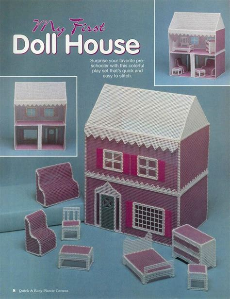 plastic canvas doll house plastic canvas doll house 28 images crafty doll size