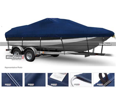 boat windshield protector windstorm cover for deck boats walk thru windshield side