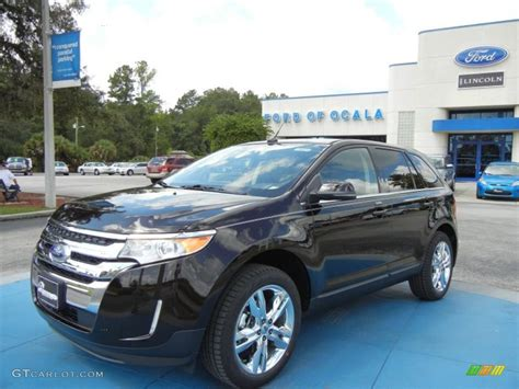 Brown Ford by 2013 Kodiak Brown Metallic Ford Edge Limited 70406859