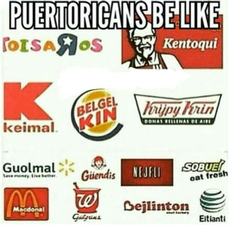 Puerto Rico Meme - puerto ricans be like lmao puerto ricans