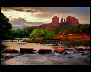 Sedona Arizona by Red Rocks Of Sedona Arizona United States Beautiful
