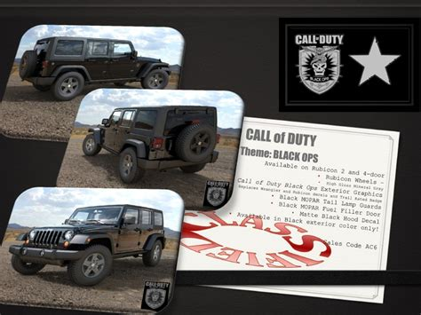 call of duty jeep decal jeep wrangler black ops decals