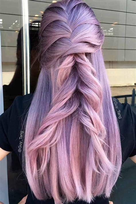 ombre colorful hair best 25 purple ombre ideas on ombre purple