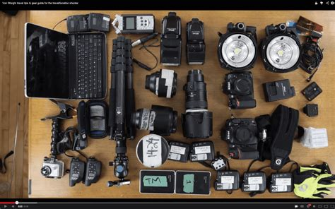 best photography gear 5 essential travel tips gear for the travelling location