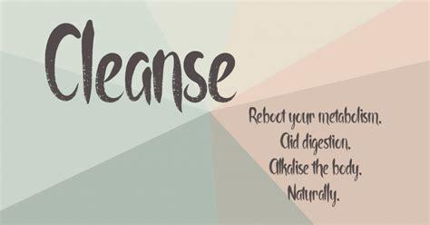Detox Slogans by Cleanse