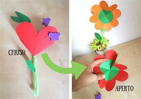 fiori con origami fiori origami facili per bambini penso invento creo