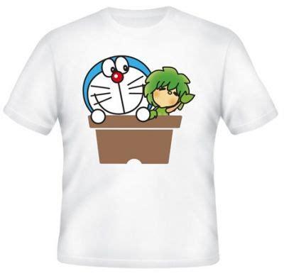 Kaos Distro Doraemon Nobita Spandek kaos doraemon 23 kaos premium