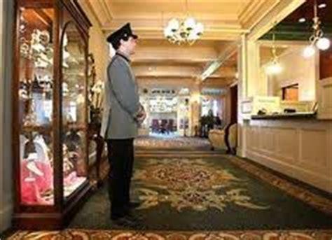 hotel design entry bellman services