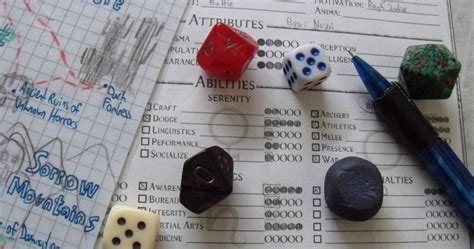 best tabletop rpgs list of pen and paper
