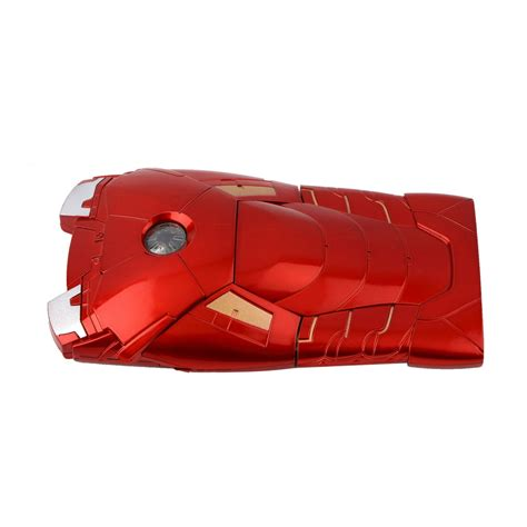 Ironman Softcase 3d Casing Iphone 6 6s A3dip6e 1 new version 3d ironman back led flash light for iphone 6 6s