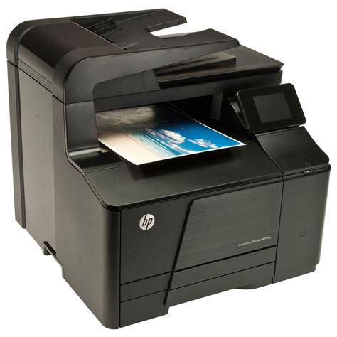Printer Laser Multi Hp M276n Laserjet Pro 200 Multi Function Colour Laser Printer Cf144a Mwave Au