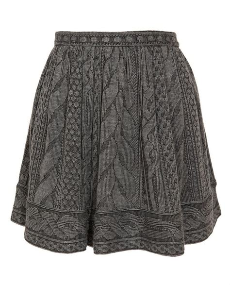 stricken rock best 25 knit skirt ideas on knitted skirt