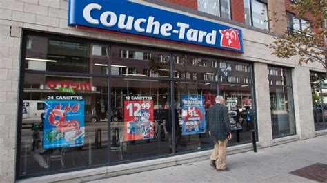 what does couche tard mean couche tard s reported cst pursuit complicated but