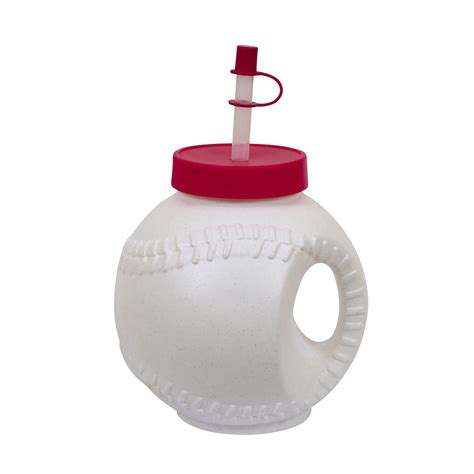 baseball cup sippers by design