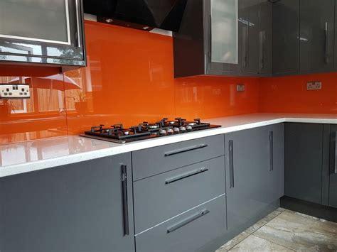 orange and white kitchen ideas best 25 orange kitchen cupboards ideas on