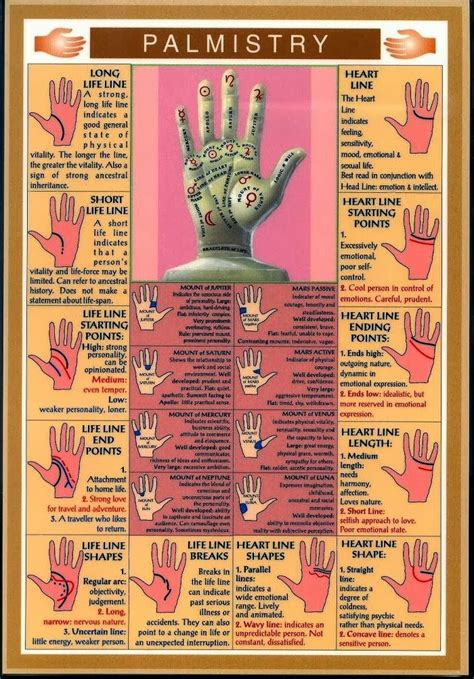 palm reading basic principles and awesome quotes palm reading secret