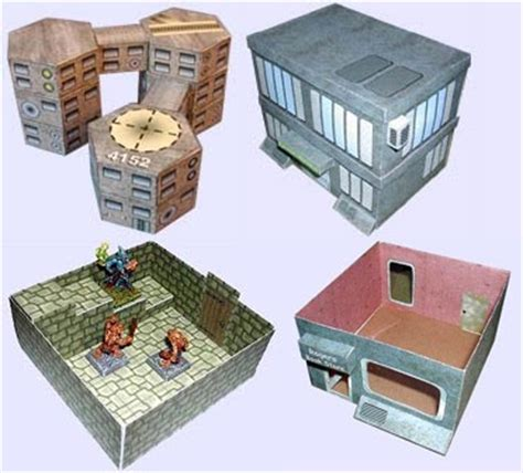 Best Paper For Papercraft - papercraft world table top gaming papercraft paper