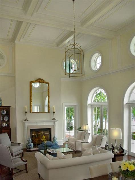 house with high ceilings decorating your home with high ceilings paperblog