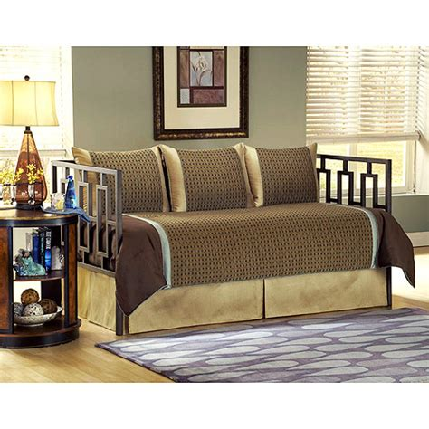 stockton 5 piece daybed bedding set walmart com