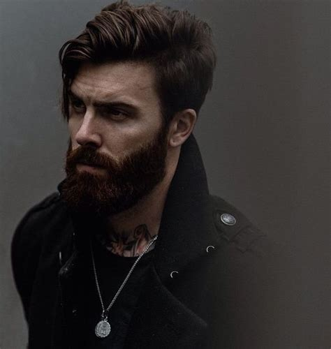 best hair styles to compliment a beard best beard styles of the year