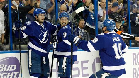 Lighting Roster by Kucherov The Youngster To Electrify The